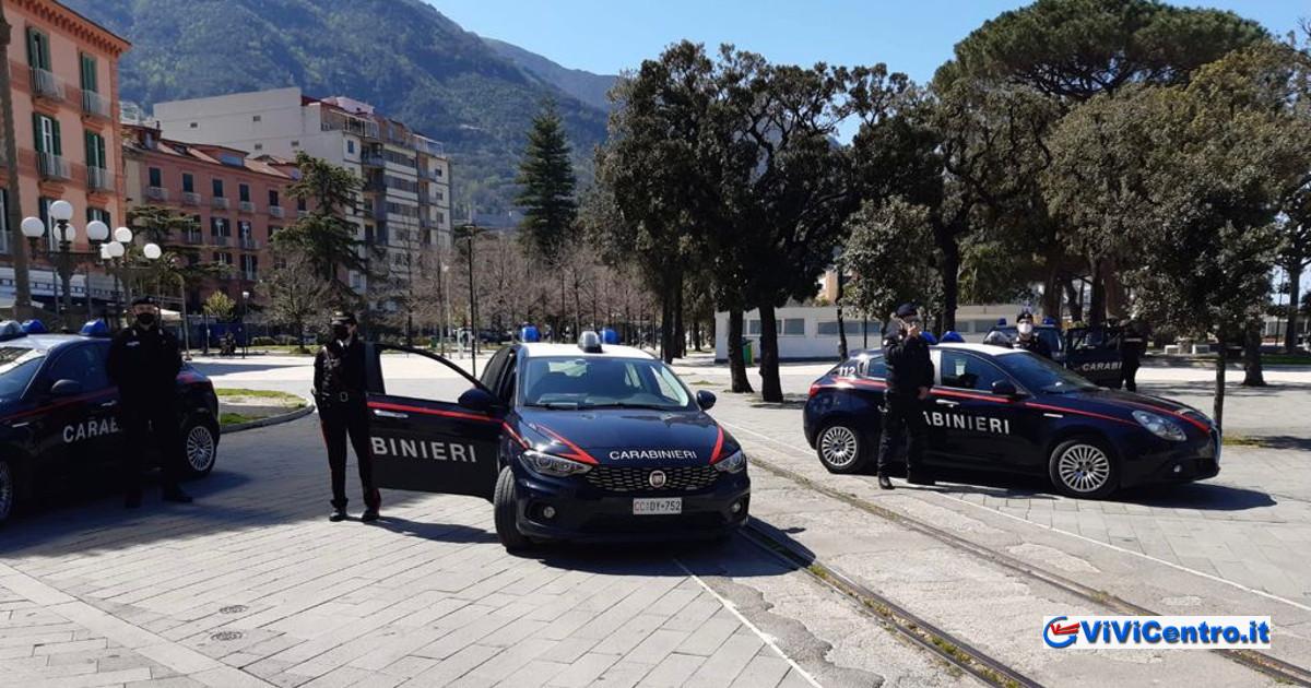 Castellammare Di Stabia, Controlli Carabinieri. 2 persone denunciate