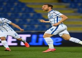Eriksen Crotone - Inter
