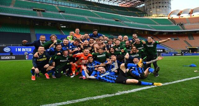 Festa Inter-Sampdoria
