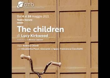 Finalmente si torna a Teatro con la produzione CTB The children