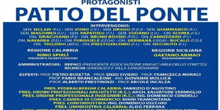 Forze politiche, da Forza Italia al PD, da Fratelli d'Italia, a Italia Viva e alla Lega e persino un deputato del M5S