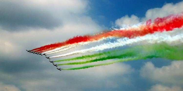 Festa della Repubblica - Frecce Tricolori (CC BY 2.0)