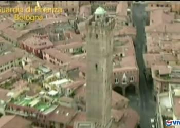 GdF Bologna, operazione Scala Greca, Hellas Verona