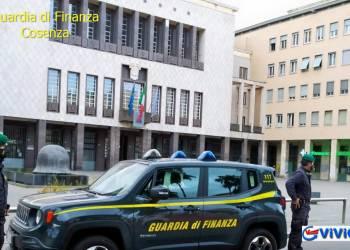 GdF Cosenza, Scoperti 21 accattoni