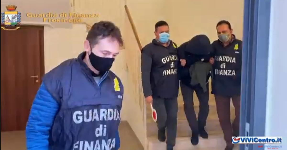 GdF Frosinone, Operazione Dirty Cash, da usuraio a vittima