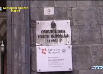 GdF NAPOLI, SCOPERTA FRODE FISCALE MEDIANTE FATTURE FALSE E COSTI FITTIZI