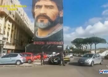 GdF Napoli, piano straordinario di controllo territorio VI Municipalità