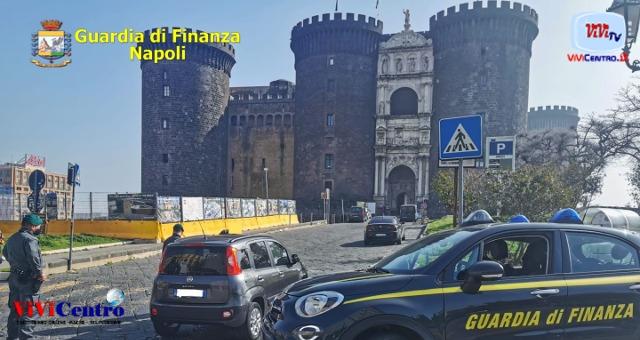 Napoli: Gip emette ordine custodia cautelare per militare USA Tribunale Napoli Nord: Usura ed estorsione peggio dell'acido muriatico