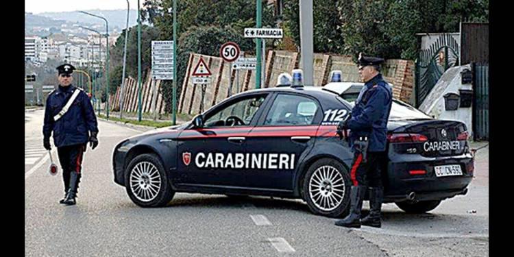 Gragnano: Carabinieri effettuano arresto per tentato omicidio aggravato