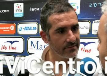 Intervista a Cristiano Lucarelli Mr della Ternana