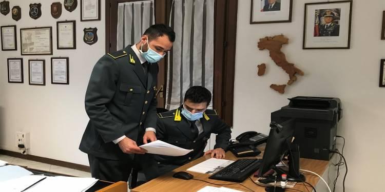 Scoperte dalla GdF Tenenza di Corleone (PA) irregolarità nelle istanze di 18 richiedenti