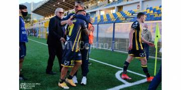 Juve Stabia Casertana PLAY OFF SERIE C 2020-2021 (18)