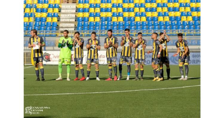 Juve Stabia Casertana PLAY OFF SERIE C 2020-2021 (2)