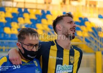 Juve Stabia Casertana PLAY OFF SERIE C 2020-2021 (2) CERNIGOI
