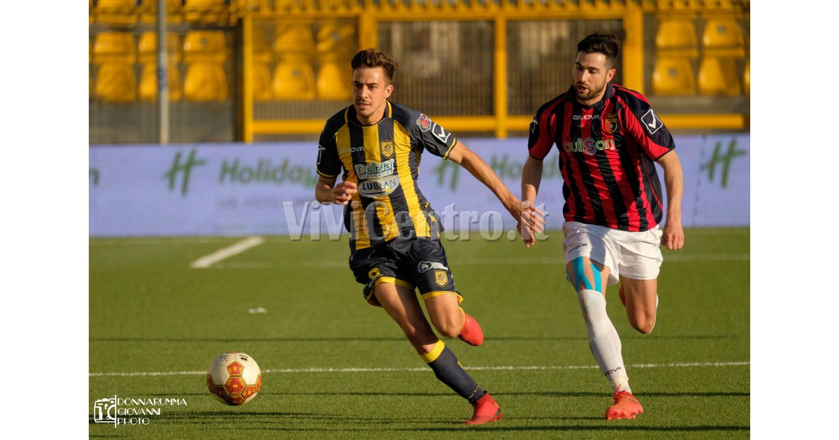 Juve Stabia Casertana PLAY OFF SERIE C 2020-2021 (4) SCACCABAROZZI