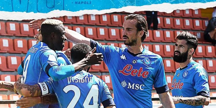 Rileggi live Ssc Napoli