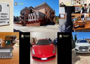 Il Comando GdF di Caltanissetta ha sequestrato oltre 12 milioni per frodi fiscali