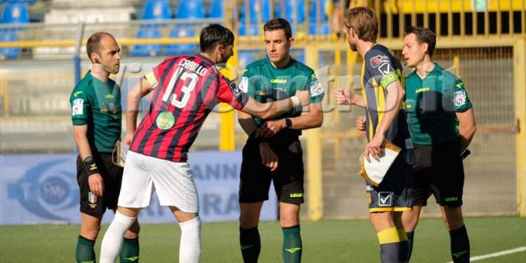 PlayOff Juve Stabia Casertana Pagelle