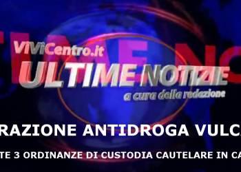 Reggio Calabria Operazione Vulcano conclusa con 3 arresti