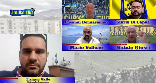 Valle Juve Stabia Playoff