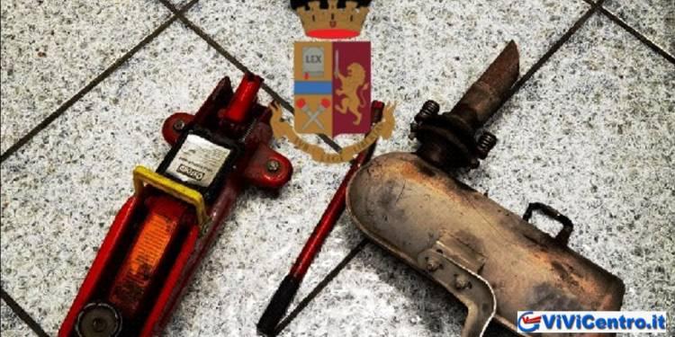 Napoli: effettuati un arresto e due denunce dalla Polizia