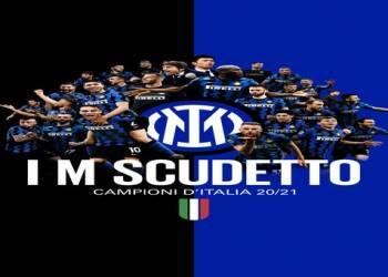 Inter Campione d'Italia