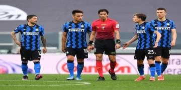 Calvarese Juventus-Inter