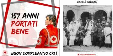 Anniversario nascita Croce Rossa italiana