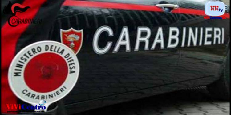 Operazione Altro impatto Carabinieri