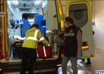 Verifiche dei Carabinieri Nas, Controlli ambulanze
