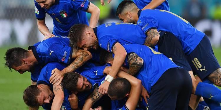 EURO 2020 Italia Svizzera pagelle