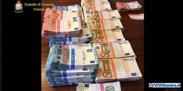 FIRENZE, TRAFFICO INTERNAZIONALE DI BANCONOTE FALSE