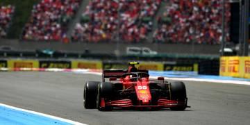 Ferrari scuderia Formula Uno