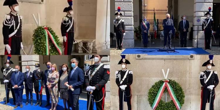 Festa della Repubblica a Brescia, al Broletto e in Piazza Loggia