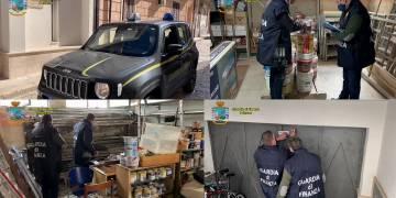 La GdF di Partinico (PA) ha sanzionato e denunciato il titolare dell'impresa di Cinisi