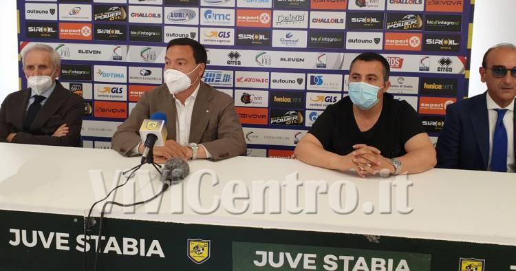 Juve Stabia - Andrea Langella
