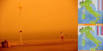 METEO. Settimana BOLLENTE sull'Italia, Afa e Caldo fino a 46°C