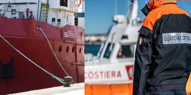 nave al porto di Palermo riscontrando irregolarità con conseguente fermo amministrativo