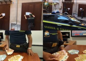 La GdF di Palermo ha arrestato 5 appartenenti ad un'organizzazione di usurai con tassi di 140%