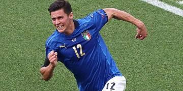 Pessina Italia Galles Euro 2020