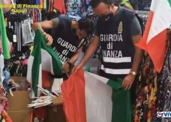 Uefa euro 2020, sequestrati 1600000 articoli contraffatti e non sicuri