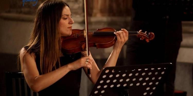 E' Stabiese il Primo Violino Spalla dell'Orchestra Giovanile Italiana