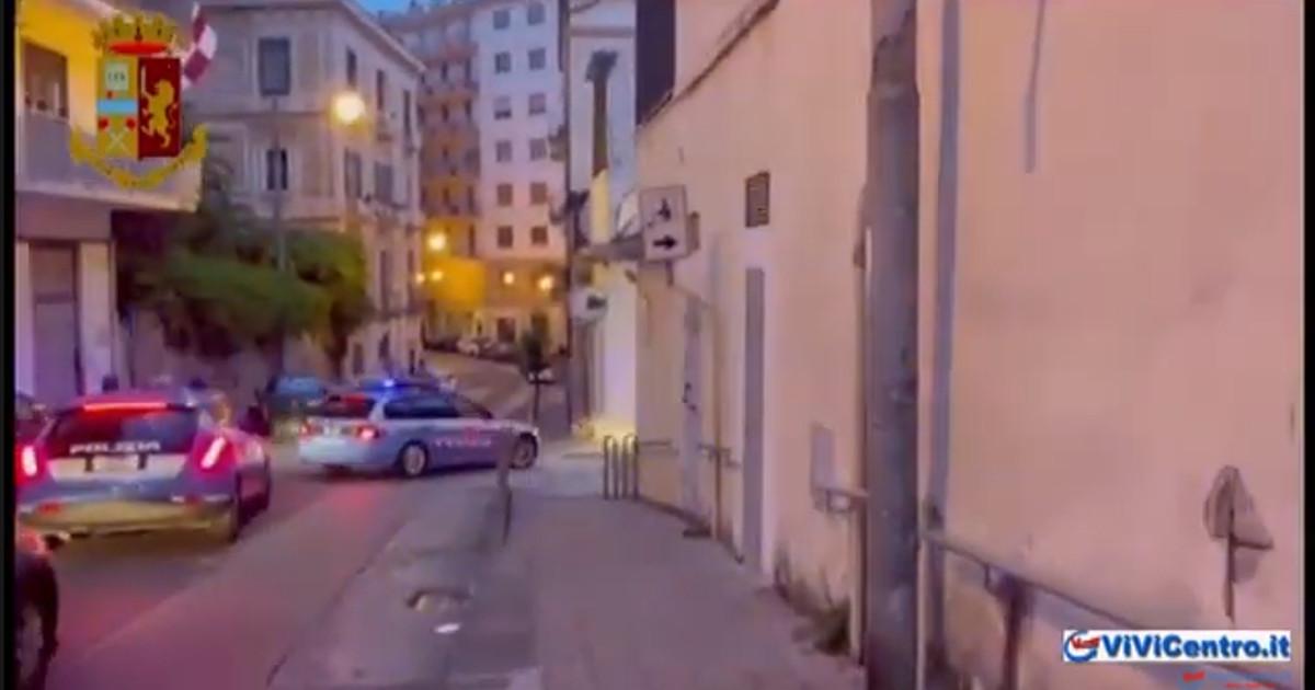 Digos Napoli e Salerno, arrestato pericoloso latitante marocchino