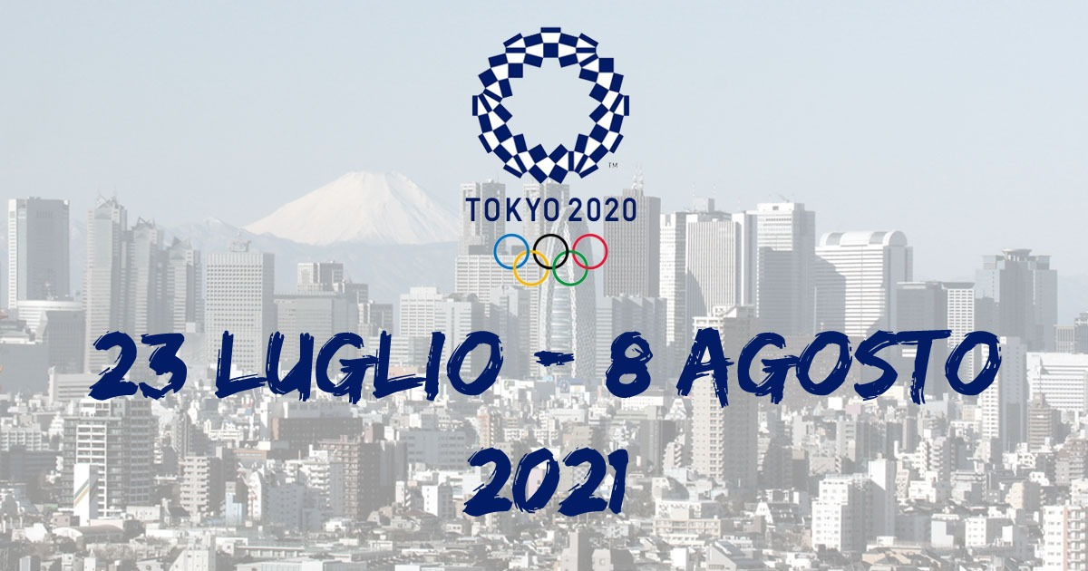 Olimpiadi di Tokyo 2021