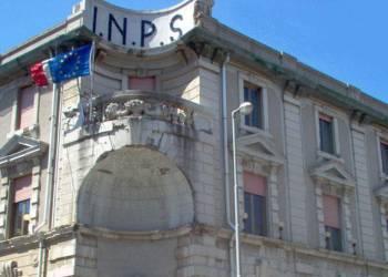 Palazzo dell'INA INPS (Foto Michele Bassi free Camillo_Puglisi_Allegra)
