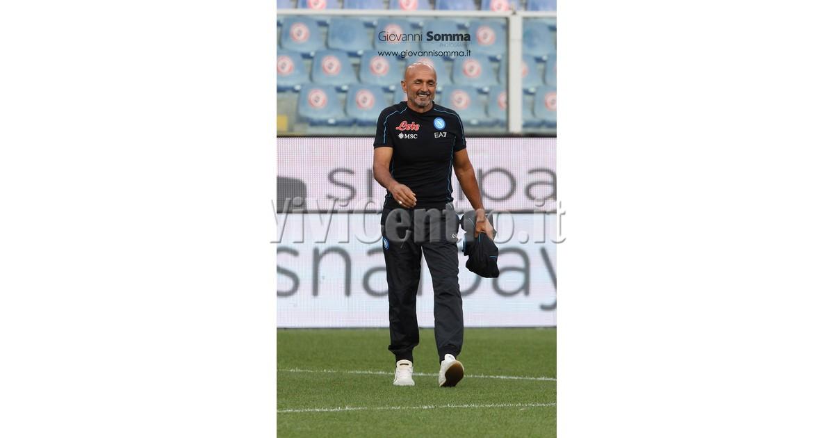 8 Sampdoria Napoli Calcio Serie A 2021 2022 Spalletti