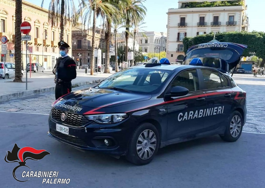 I CC di Palermo e diverse Stazioni della provincia hanno proceduto ad 8 arresti