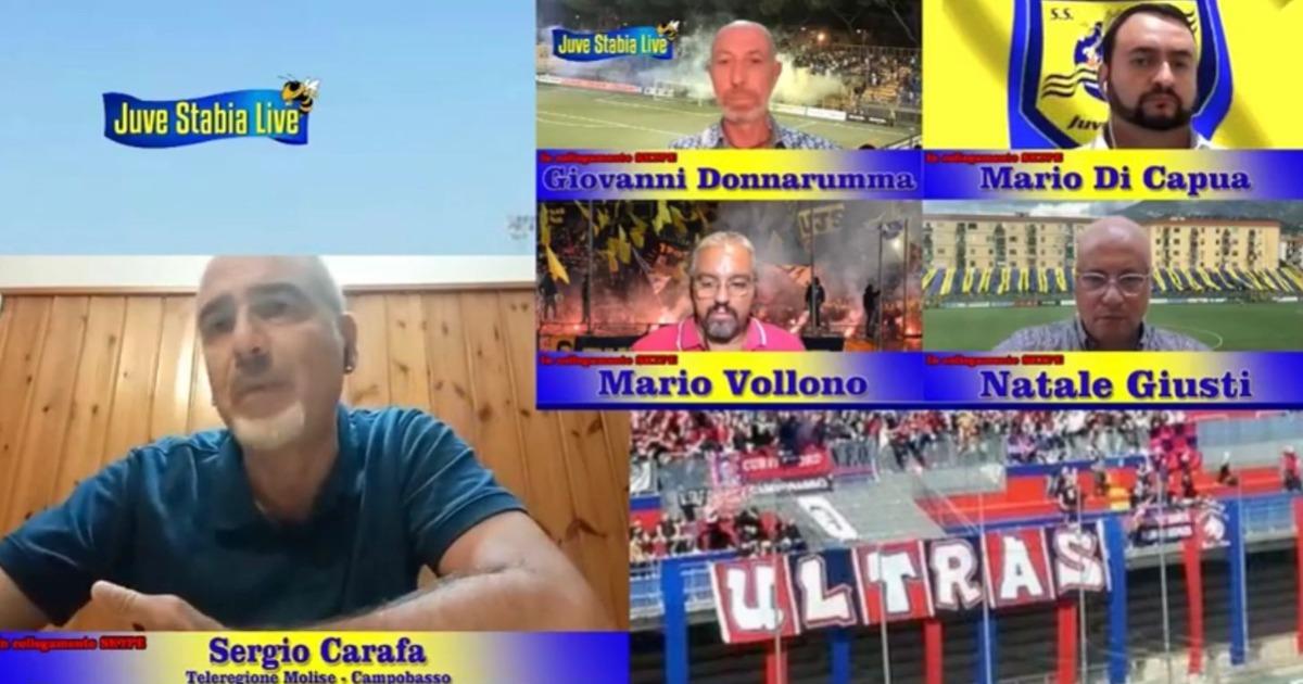 Carafa Campobasso Juve Stabia Live