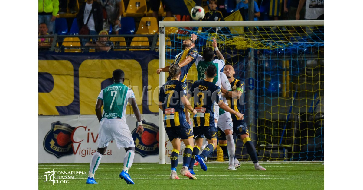 1A Juve Stabia Avellino Serie C 2021-2022