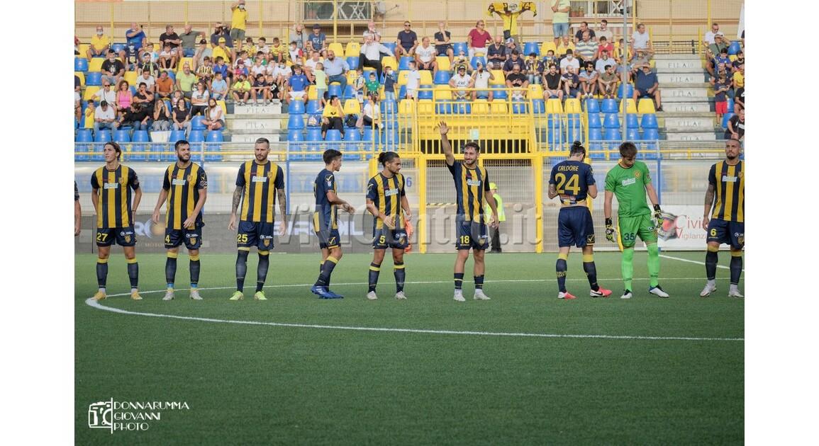 Foggia Juve Stabia Campobasso Calcio Serie C (30)
